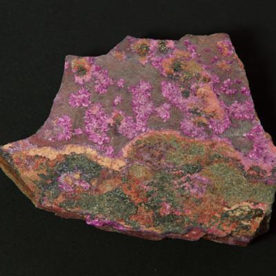 Erythrite, Queensland