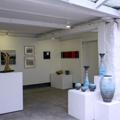 Penwith Society of Arts, Main Gallery, September 2018