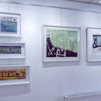 Penwith Society of Arts at Artmill Gallery, Plymouth, September 2020