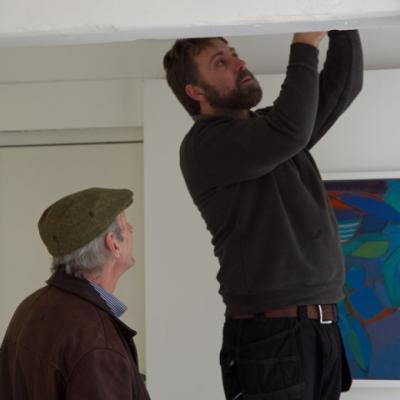 Main Gallery - installation,  March 2016