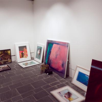 Installation shot, 21 Group at the Penwith, September 2021