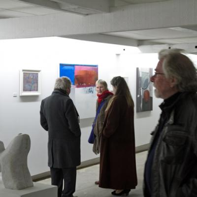 Private View, February 2015