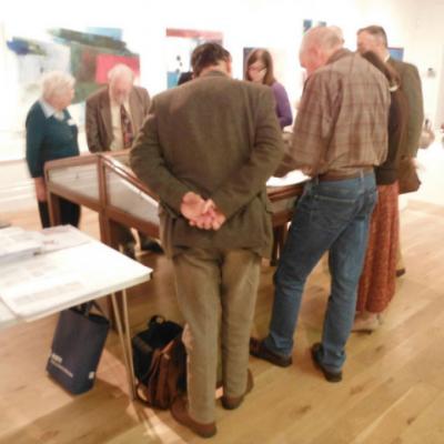 Royal Institute of Cornwall Members' Day, 22 November 2014