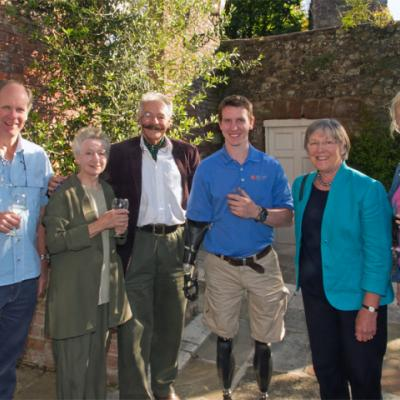 South West Academy Open at Exeter Castle, June 2015
