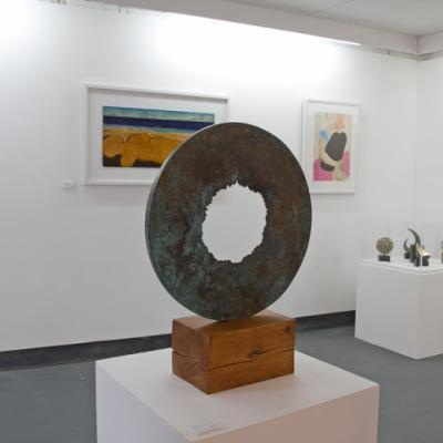 John Emanuel and Chris Buck, Studio Gallery, September 2015