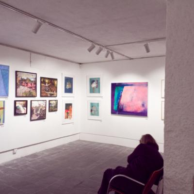 21 Group of Artists at the Penwith, September 2021
