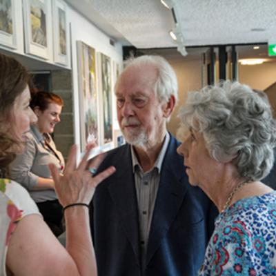 Plymouth Society of Artists at Theatre Royal Plymouth, July 2019