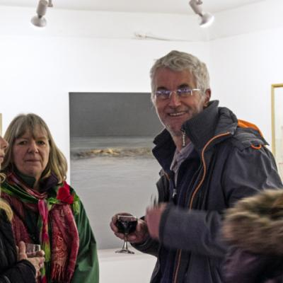 Penwith Society, Main Gallery,  March 2016