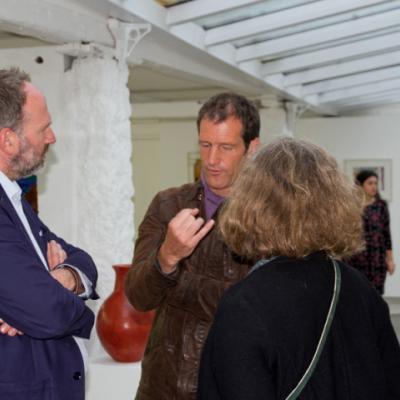 Penwith Society of Arts, St Ives, April 2015