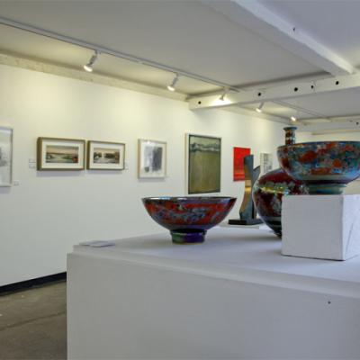 Members Autumn Exhibition, Main Gallery, October 2019