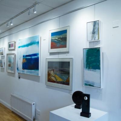 Plymouth Society at Artmill Gallery, Plymouth, 2016