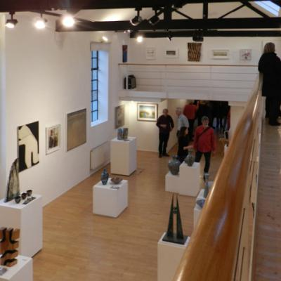 Penwith Society of Arts at The Cello Factory, Waterloo, London