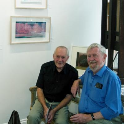 Artmill Gallery, September 2014