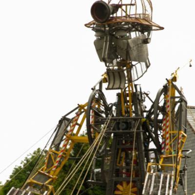 Man Engine, Lostwithiel