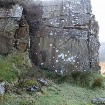 Mengleudh Bre Skowl, Kit Hill, Cornwall