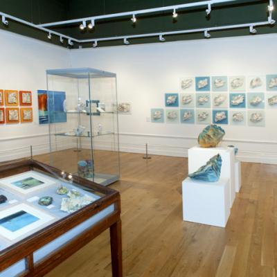 Terrain, Royal Cornwall Museum, September 2014